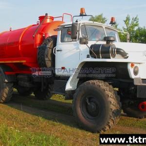 АКН 10м3 на шасси Урал 4320-1951-60М