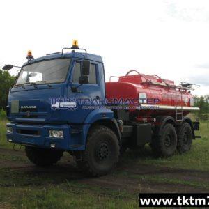 АТЗ 8м3 на шасси КАМАЗ 5350-42