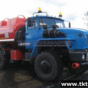 АТЗ 8м3 на шасси УРАЛ 55571-1151-60М,-70М,-72М