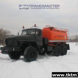 АТЗ10м3 на шасси Урал 5557-1151-60,-70,-72
