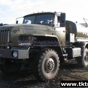 АЦПТ 5м3 на шасси Урал 4320-1112-60М,-71М (7)