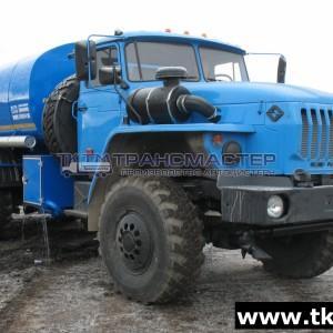 АЦ 10м3 поливомойка, термос на шасси Урал 4320-1912-60М,-70М,-72М