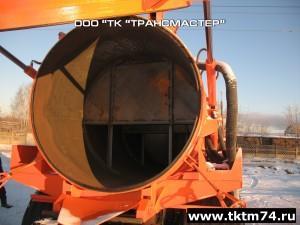 МВ10м3 на шасси КАМАЗ 65115-42 с гидроприводом и насосом PNR122 (4)