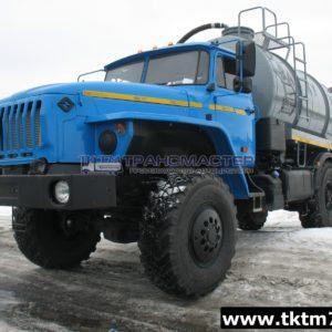 МВ10м3 на шасси Урал 55571-1112-60Е5,72Е5