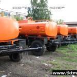Прицеп цистерна АТЗ 10м3 с насосом Benza