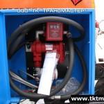 Прицеп цистерна АТЗ 6м3 с насосом Benza