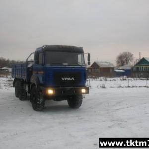 Бортовой Урал 4320-3171-81М
