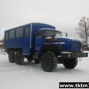Вахтовый автобус 32551-0013-61М