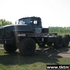 Урал Седельный тягач 44202-0311-60М