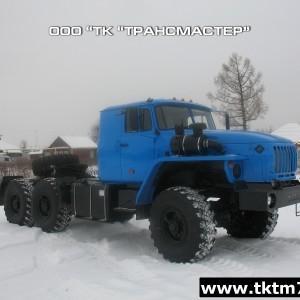 Фотогалерея Седельный тягач Урал 44202-0511-72М