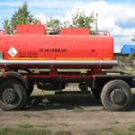 Прицепа цистерны для перевозки светлых нефтепродуктов ПЦ-10 1
