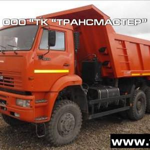Автомобиль-самосвал 58311G шасси КамАЗ 6522-40, -41, -43-1