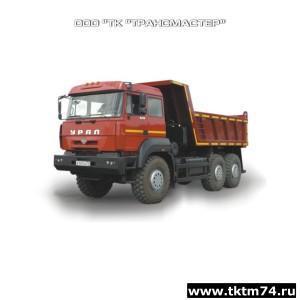 Автомобиль-самосвал 583156 шасси Урал-6370-1