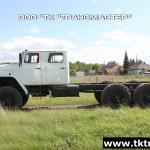 Кабина сдвоенная на шасси Урал 4320-1912-60,70 (1)