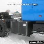 Монтаж+топливного+бака+500+литров+
