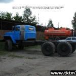 Спальное место на шасси Урал 4320-1912-60,70 (3)