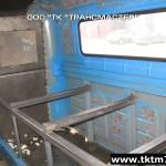 Спальное место на шасси Урал 4320-1912-60,70 (6)