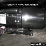 Установка отопителя Планар 4ДМ2-24В в кабину машины (1)