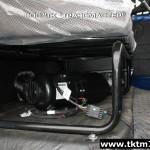Установка отопителя Планар 4ДМ2-24В в кабину машины