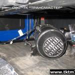 Установка отопителя Планар 4ДМ2-24В в кабину машины (2)