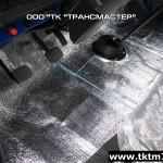 Утепление кабины пенофолом (2)