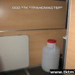 монтаж перегородки в вахтовом салоне (10)
