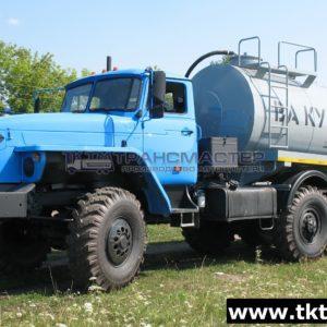 МВ 6,5м3 на шасси Урал 4320-1151-61М