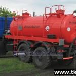 АКН 10м3 на шасси Урал 5557-4551-78М,-80М,-82М