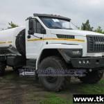 АЦВ-10 поливомойка на шасси Урал 4320-6951