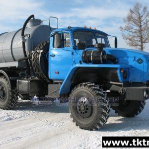 МВ 7м3 на шасси Урал 4320-1151-61М