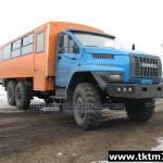Вахтовый автобус Урал Next 3255-5013-71-28