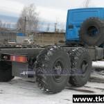 Шасси Урал NEXT 5557-6152-72Г38