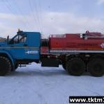 АТЗ 10м3 на шасси Урал NEXT со спальным местом (1)