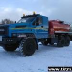 АТЗ 10м3 на шасси Урал NEXT со спальным местом (2)